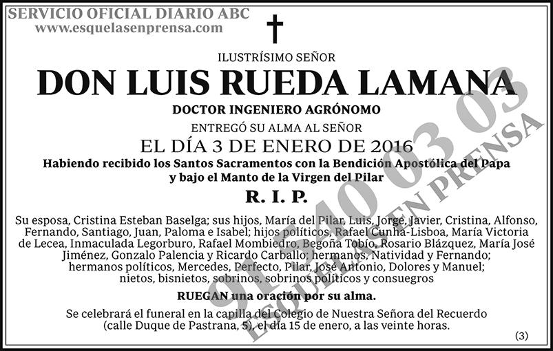 Luis Rueda Lamana